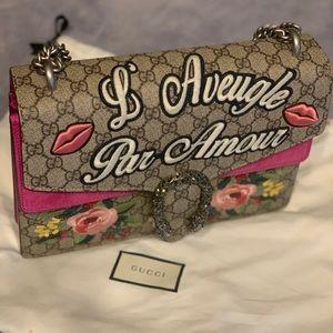 Gucci unique bag